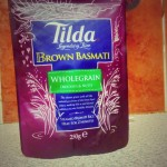 Tilda Brown Basmati Rice - Serving Suggestions To Accompany Dean Edwards Thai Pork Meatball Curry