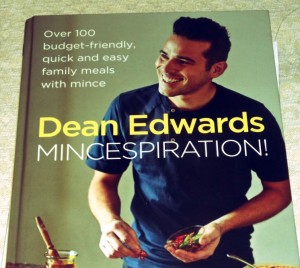 Dean Edwards Mincespiration Recipe Book - One Of My Favourite Cookery Books