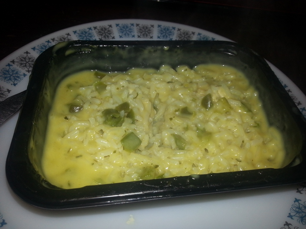 Ready Meal Monday Weight Watchers Thai Green Chicken Curry