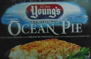 Young's Ocean Pie Box