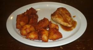 Alice's Mid Week Piri Piri BBQ Chicken and Patatas Bravas In All Its Glory