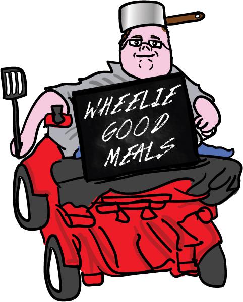 Wheelie Good Meals... Good Food, Fuss Free