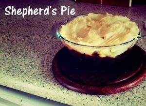 Comforting Classics - Shepherd's Pie
