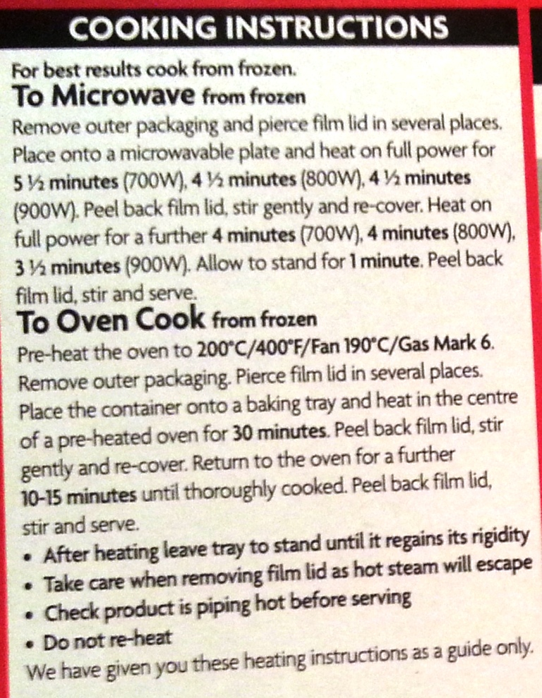 Time Saving Tuesdays Asda Chilli Con Carne And Rice Wheelie Good