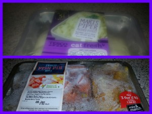 Time-Saving Tuesdays - Cheat's Ingredients for my Cheat's Fish Pie