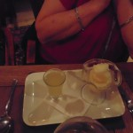 The Hardwick, Abergavenny - Dessert of Amalfi Lemon Sorbet with Limoncello