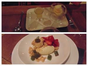 The Hardwick, Abergavenny - Desserts