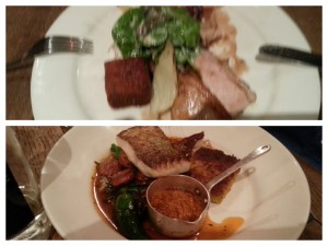 The Hardwick, Abergavenny - Main Course