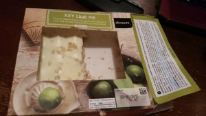 M & S Eurovision Meal Deal - Key Lime Pie For Dessert Anyone?