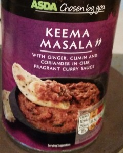 Asda Keema Masala In a Tin