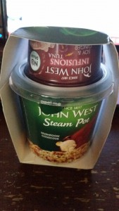 Time-Saving Tuesdays – John West Tuna Infusion Steam Pot - The Two Pots