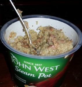Time-Saving Tuesdays – John West Tuna Infusion Steam Pot - Ready To Be Eaten