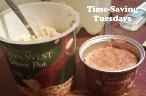 Time-Saving Tuesdays – John West Tuna Infusion Steam Pot