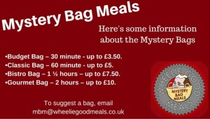 Mystery Bag Meals Information