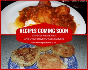 Recipes Coming Soon