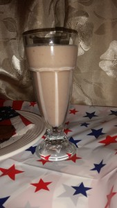 Strictly Suppers #2 American Smooth(ie) - Peanut Butter and Jam Smoothie