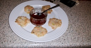 Strictly Suppers 2015 #3 Quick Step Leftover Fishcakes and Miss Daisy's Grandpa Cliff's Tomato and Chilli Jam