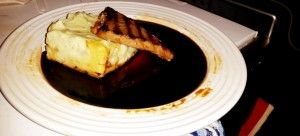 Strictly Suppers #5 Cha-Cha-Char Grilled Tuna in all it's glory!