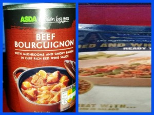 Time-Saving Tuesdays – Asda Beef Bourguignon with Merchant-Gourmet Red and White Quinoa