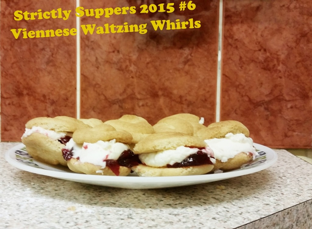 Strictly Suppers #6 - Viennese Waltzing Whirls