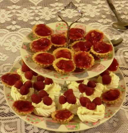 Mother's Day 2016 - Our mini deserts