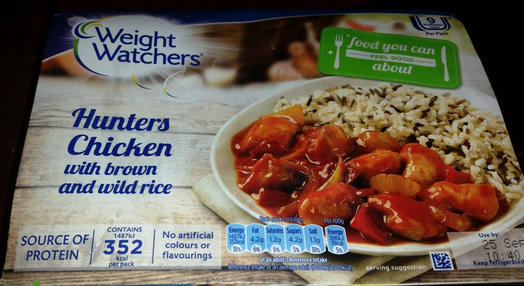 Time Saving Tuesday Weight Watchers Hunters Chicken With
