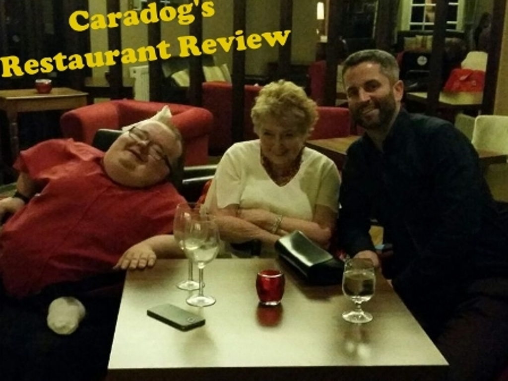 Restaurant Review – Caradog's at the Ty Newydd