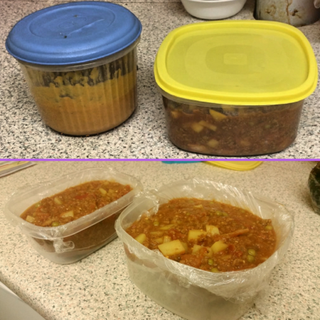 Quorn Keema Masala is an ideal recipe to cook for work